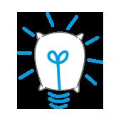 lamp icoon