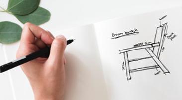 zelf ontwerpen en meten