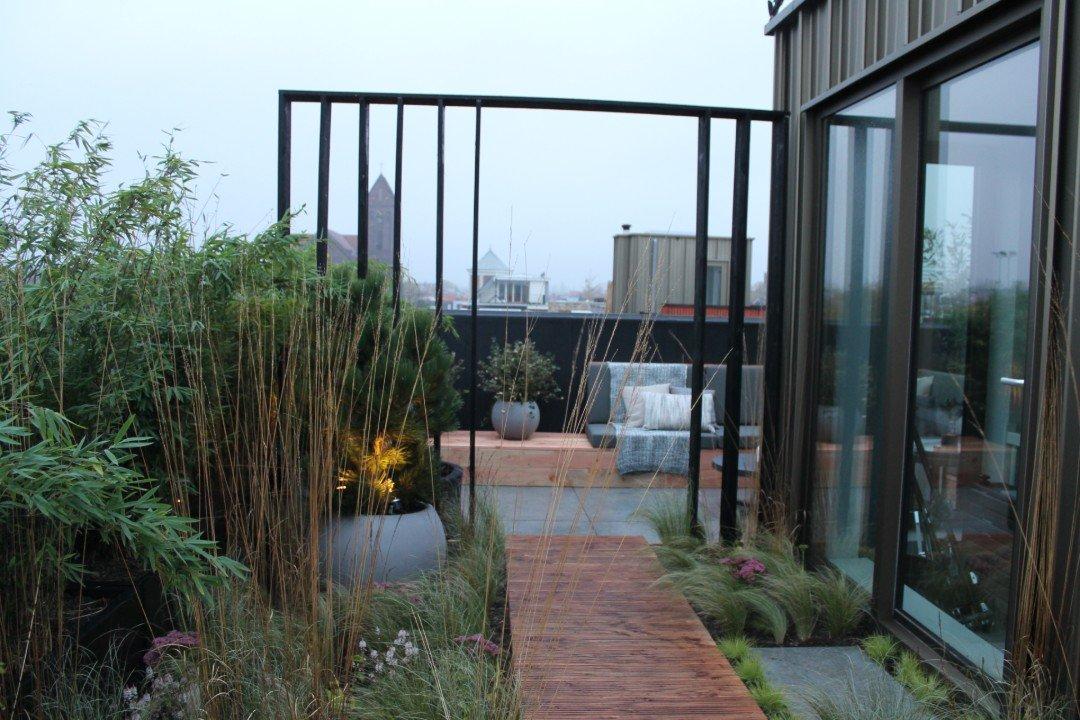 eigen huis en tuin dakterras
