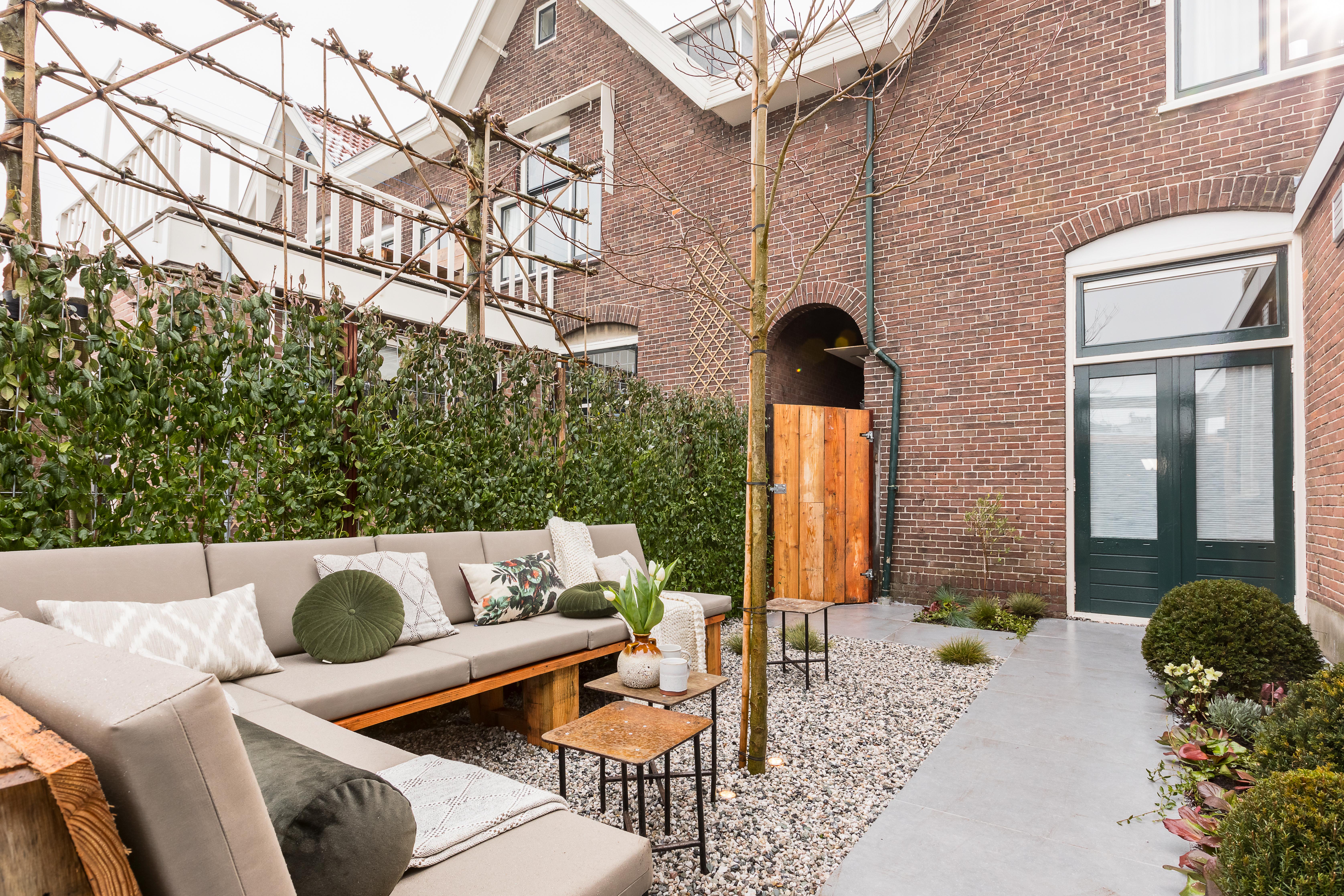 loungebank eigen huis en tuin