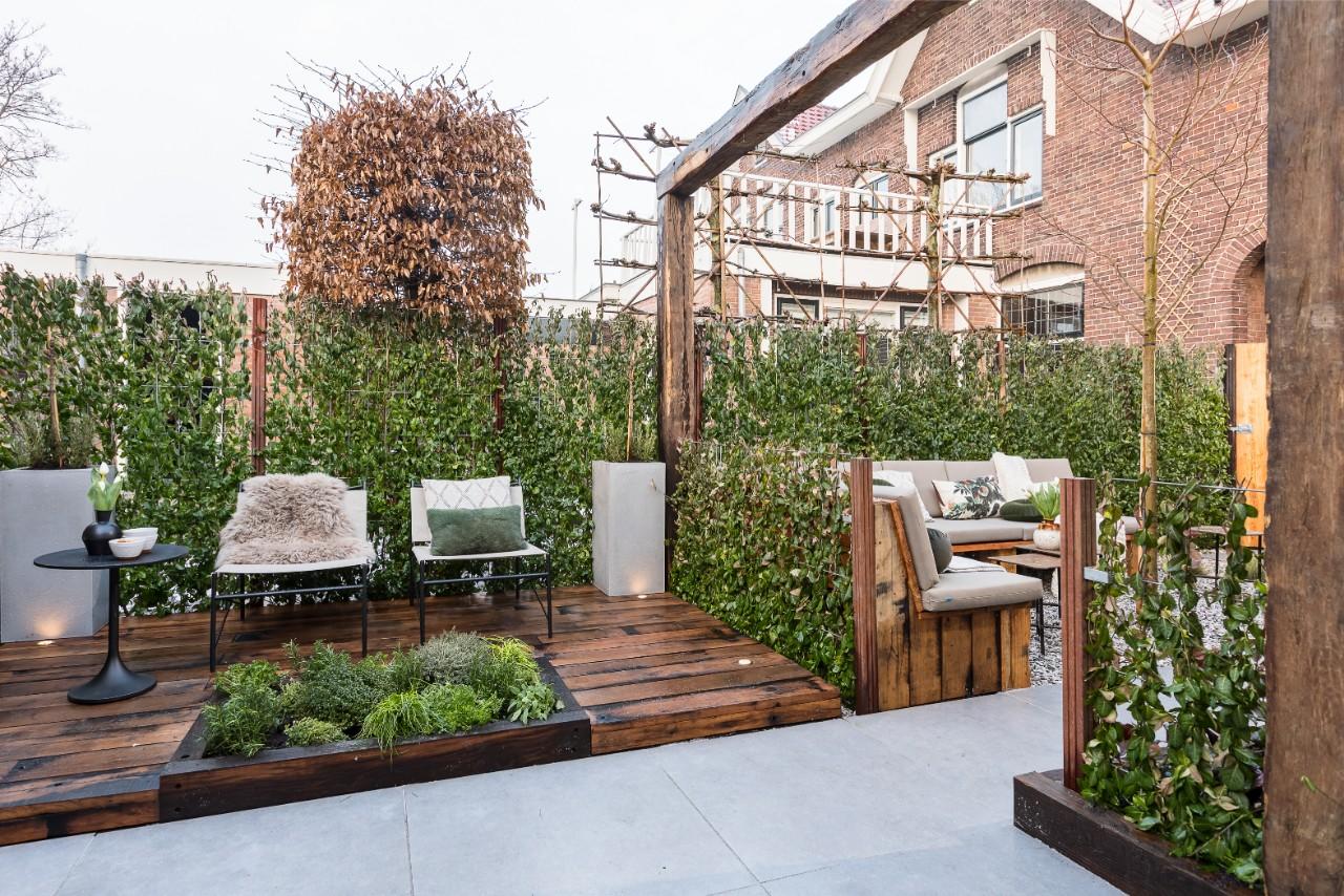 bourgondische tuin