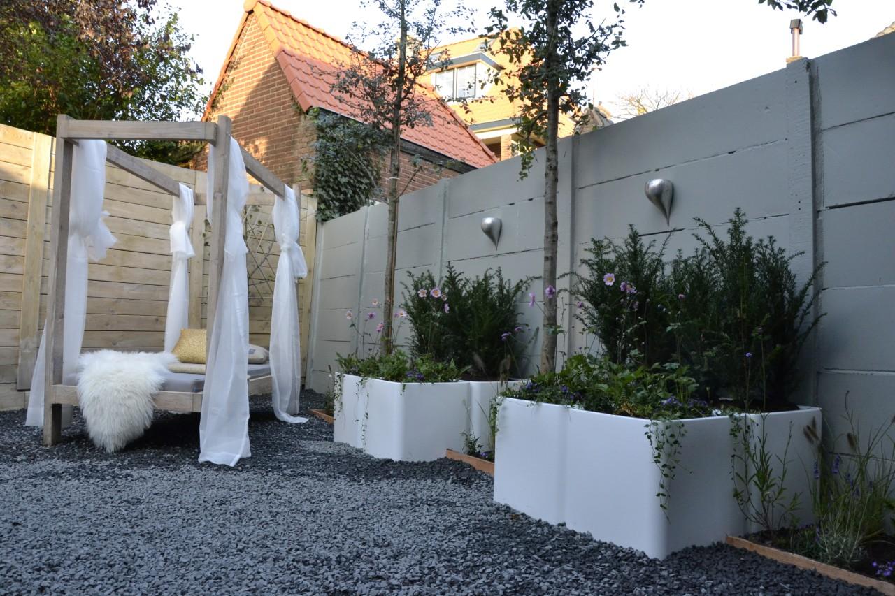 Ligbed tuin